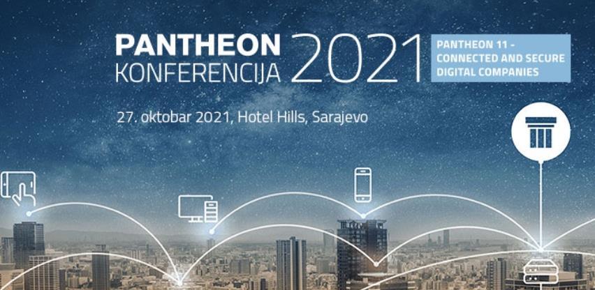 PANTHEON konferencija 2021: Prijavite i iskoristite pogodnosti rane prijave do 27.9.2021.