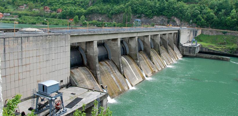 """Hidroelektrane na Drini za šest mjeseci """"proizvele"""" 4,3 miliona KM gubitka"""
