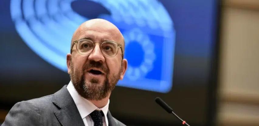 Michel: Ubrzavanje vakcinacije je apsolutni prioritet