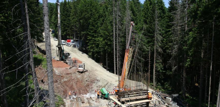 Počeli radovi na trećoj fazi: Tunel Karaula dobija još 1,5 km trase