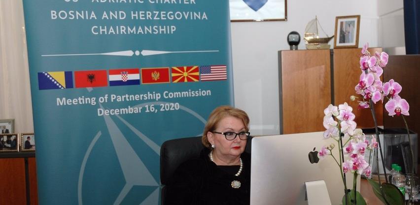 Članice Američko-jadranske povelje podržale evropski put BiH