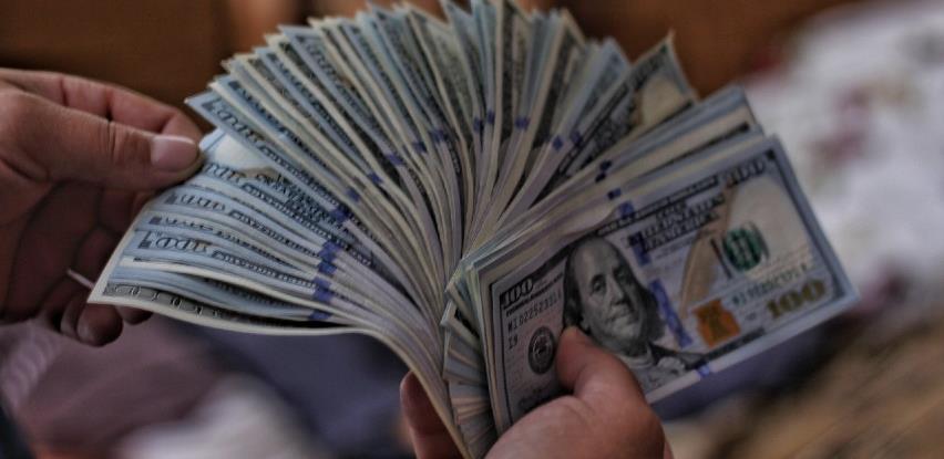 Dolar oslabio prema košarici valuta drugi tjedan zaredom