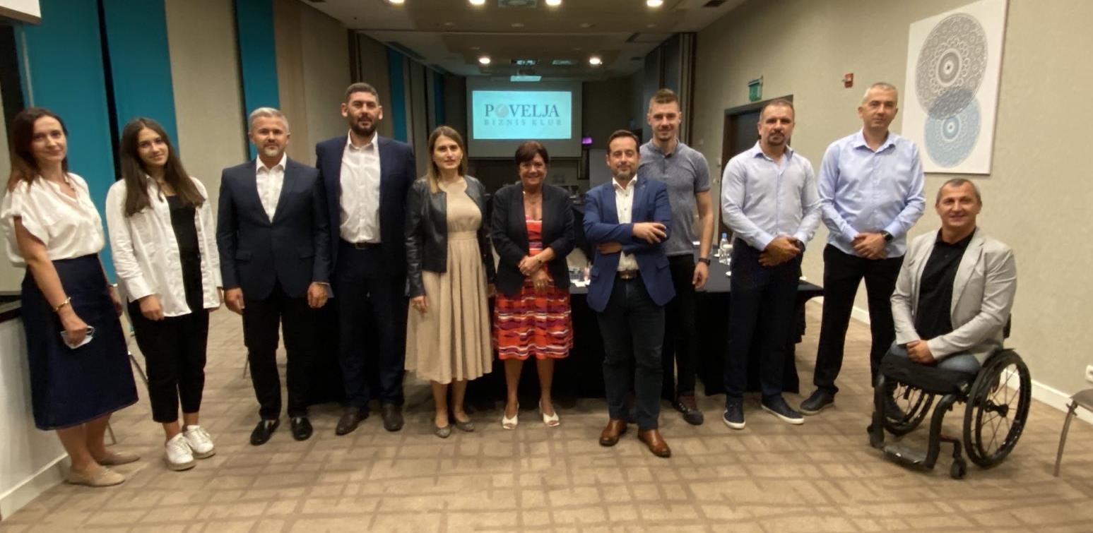 Članovi Biznis kluba Povelja: Reformska agenda ne smije ostati samo slovo na papiru