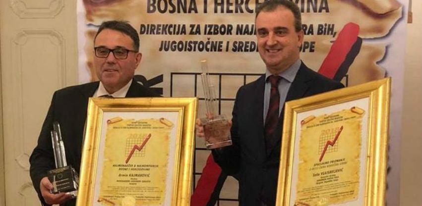 Armin Kajmaković najmenadžer u oblasti aviosaobraćaja u BiH