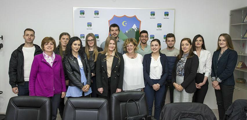 Općina Hadžići angažovala 12 volontera