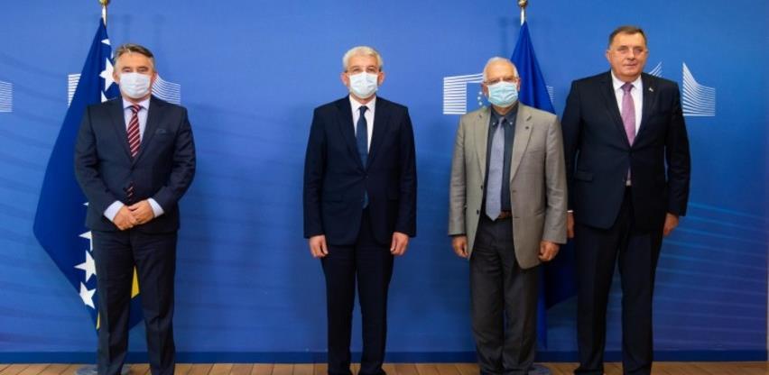 Evropska perspektiva je ključni prioritet Bosne i Hercegovine