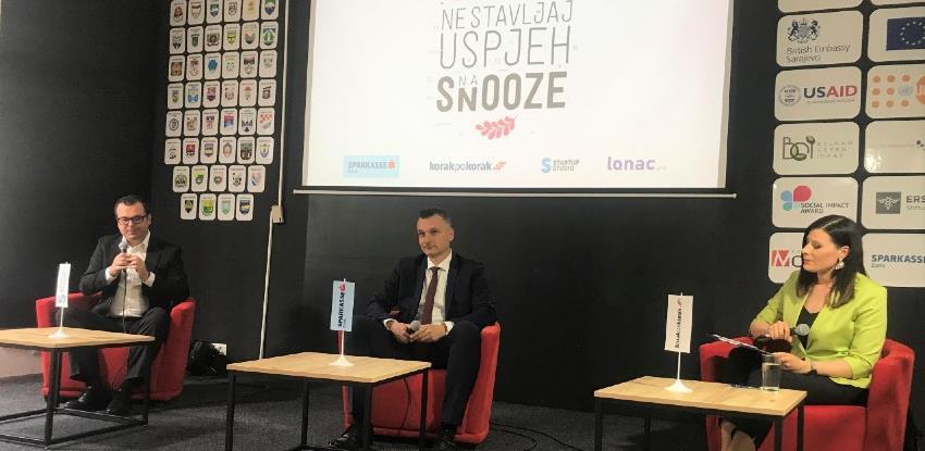 Sparkasse Banka i Fondacija Mozaik predstavili Projekt podrške i kreditiranja startup preduzeća