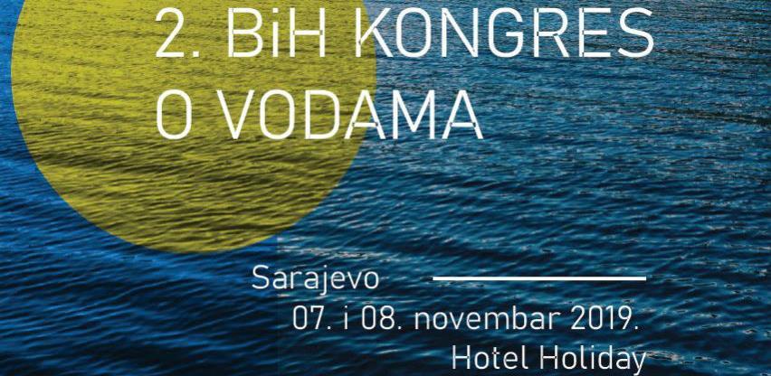 Drugi BiH Kongres o vodama s međunarodnim učešćem
