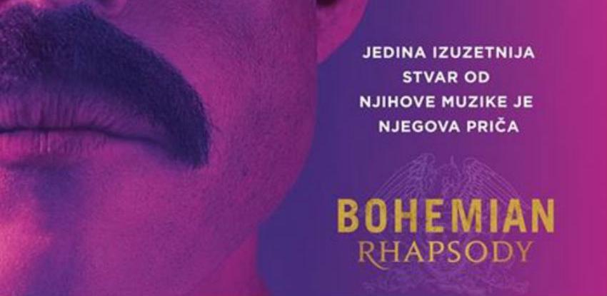 Biografska muzička drama 'Bohemian Rhapsody' na repertoaru Cinema Cityja