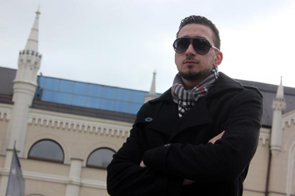 Dino Hodžić, košarkaš: Vjerujem u bolju Bosnu
