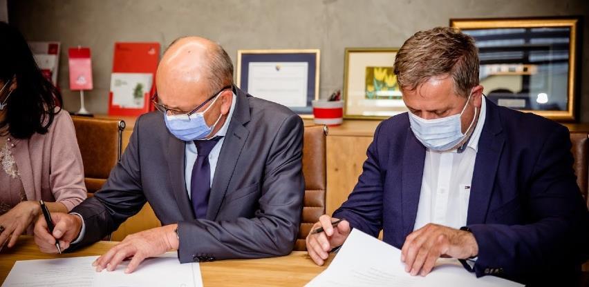 Potpisan memorandum o saradnji Fabrike cementa Lukavac i tuzlanskih fakulteta