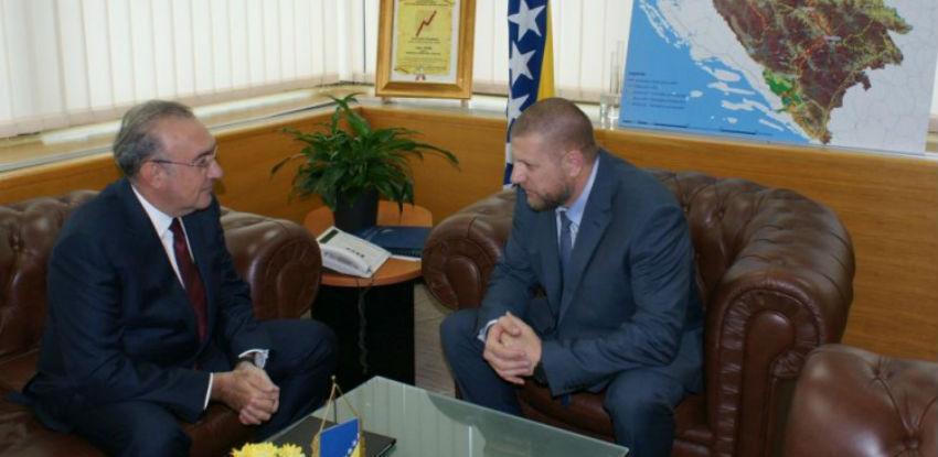 Nastavlja se saradnja na projektu brze ceste Sarajevo - Beograd
