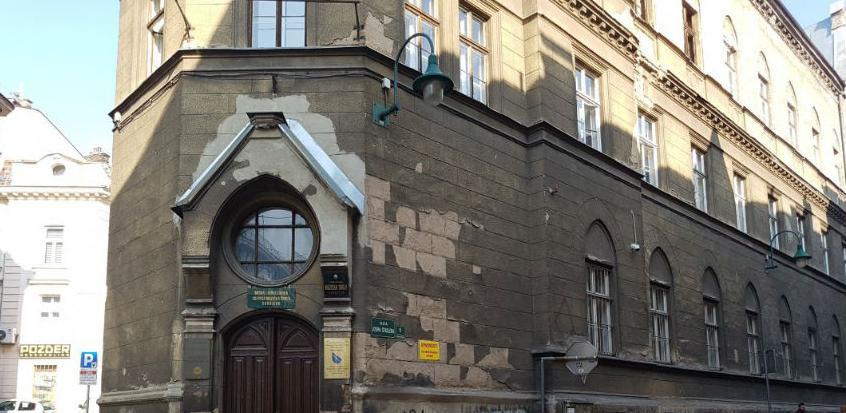Na proljeće počinje sanacija fasade zgrade Muzičke akademije