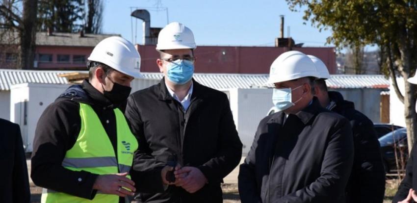 Bolnica u Doboju bit će završena prije planiranog roka