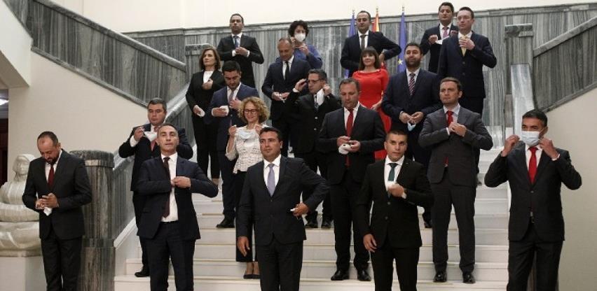 S. Makedonija dobila novu vladu, Zaev premijer