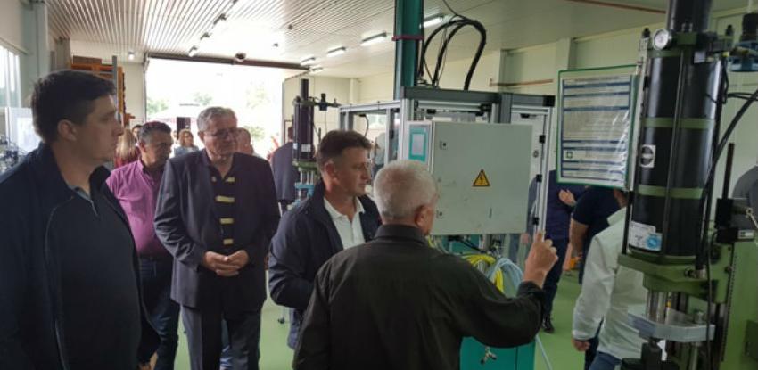 Otvoren novi pogon u Gradačcu, radiće za njemački Magnet – Schultz