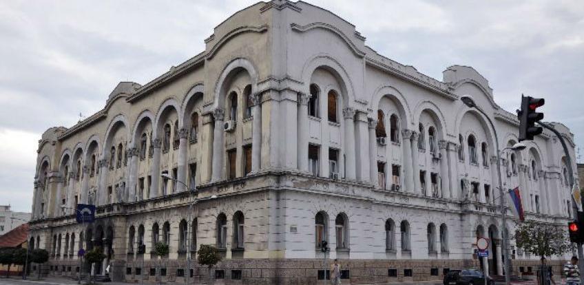 Počinje obnova Banskog dvora, obezbjeđeno 2,5 miliona KM