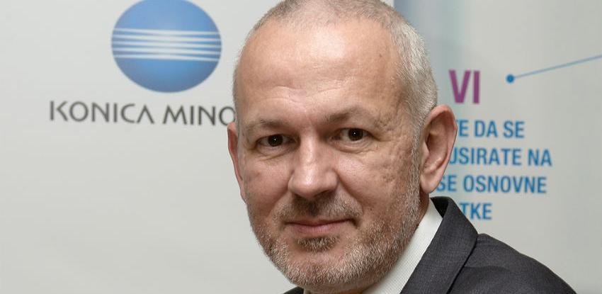 Mirza Merzić: Konica Minolta nastavlja rast u svim segmentima