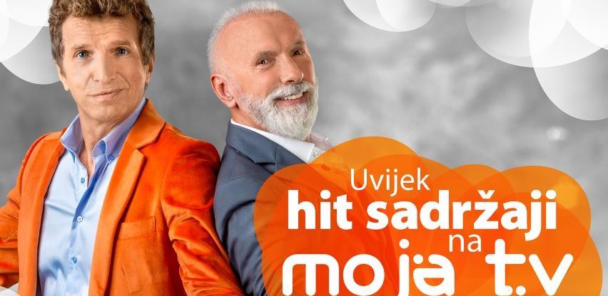 Dino Merlin u novom spotu BH Telecoma za uslugu Moja TV