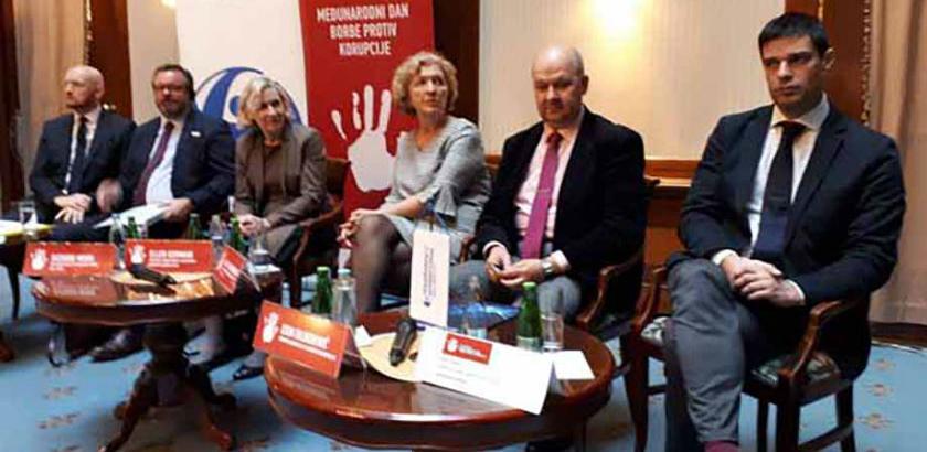 BiH najkorumpiranija država u Evropi, pravosuđe posebno ugroženo