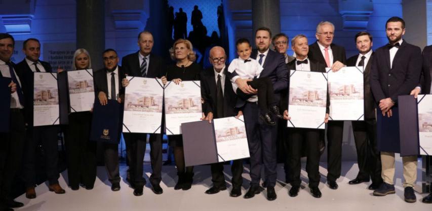Dodijeljene Šestoaprilske nagrade Grada Sarajeva