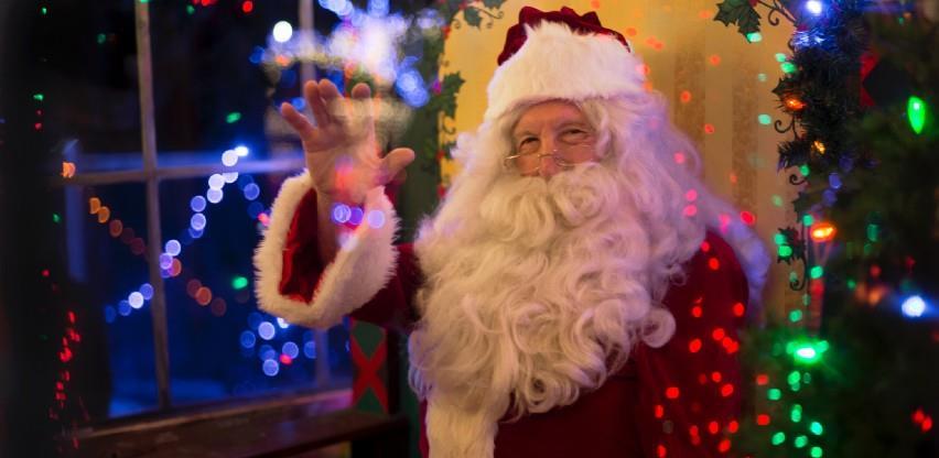 Djed Mraz ove godine skoro bez posjetilaca za Božić