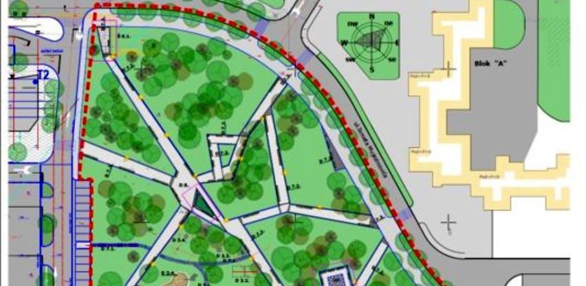 Tuzlansko naselje Sjenjak dobit će novi park sa pratećim sadržajima