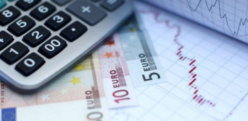 U decembru naplata prihoda po osnovi doprinosa za zdravstveno 356,2 miliona KM