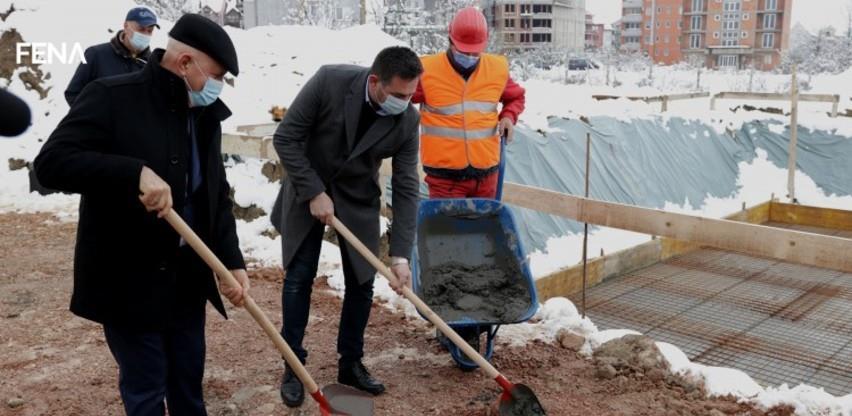 Počela gradnja stambene zgrade za povratnike u Kalesiji