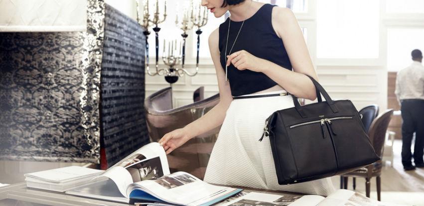 Knomo Audley: Kompaktna i luksuzna torba za Vaš Mac