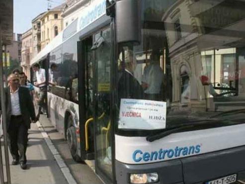 Mjesečne karte Centrotransa mogu se koristiti u vozilima KJKP Grasa
