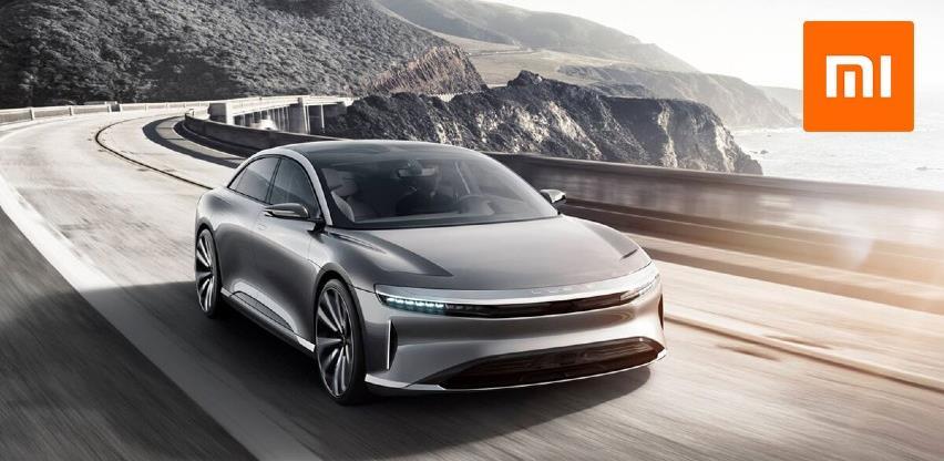 Xiaomi osnovao firmu za proizvodnju električnih vozila