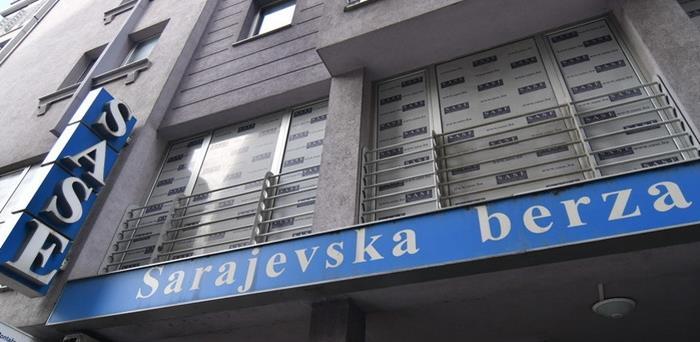 Na Sarajevskoj berzi na današnjem trgovanju ostvaren je ukupan promet 291.280,25 KM
