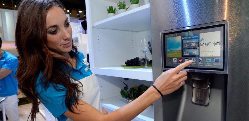 Amazon razvija pametni frižider koji će vas obavijestiti kada su namirnice pri kraju