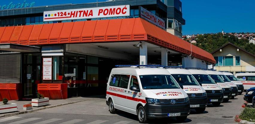 U Zavodu za hitnu medicinsku pomoć KS uspostavlja se RTG služba