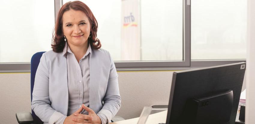 Priznanje za uspješnu poslovnu strategiju članici Uprave dm-a Admiri Isaković
