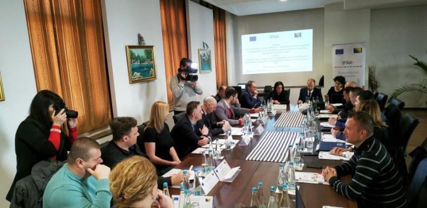 EU pomaže BiH u napretku u borbi protiv korupcije