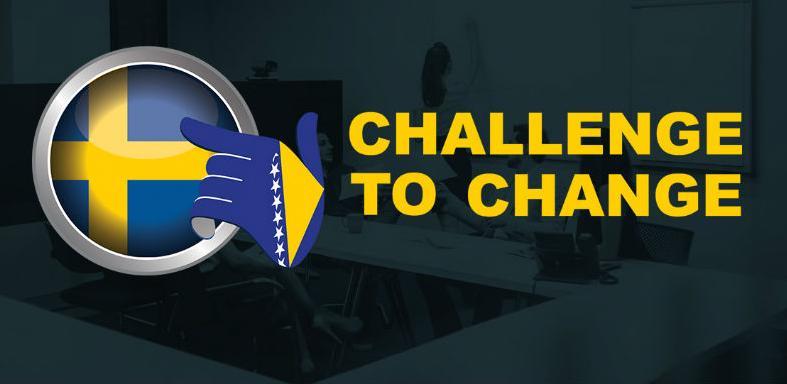 """""""Challenge to change"""" projekt: Za 35 kompanija 879.880 eura"""