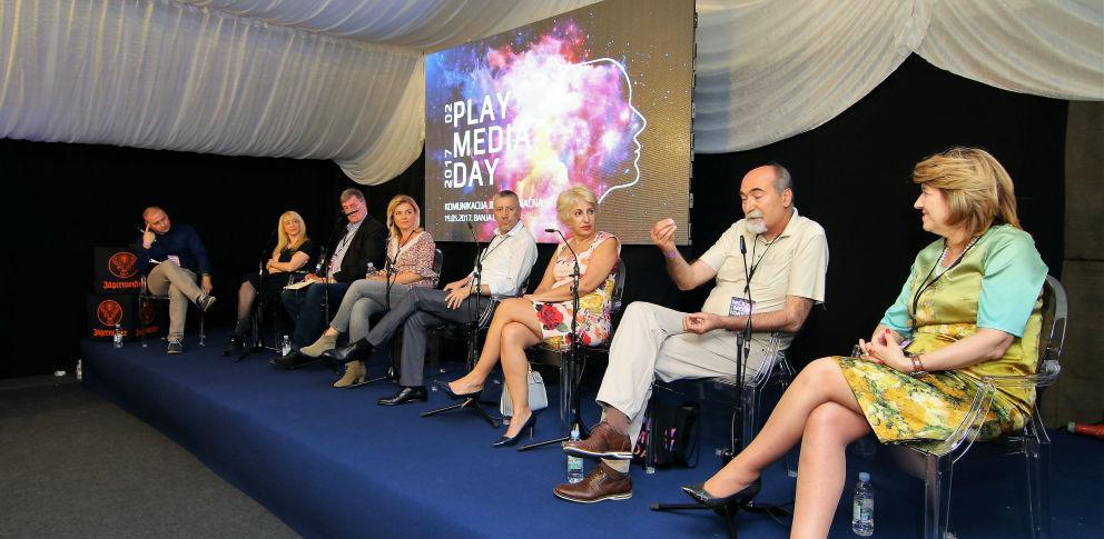 Ispunjena očekivanja: Oko 500 učesnika posjetilo Play Media Day 02