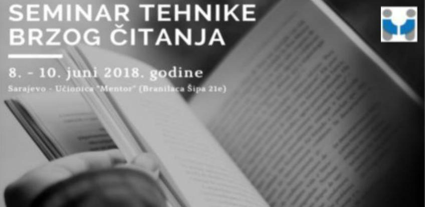 Mentor seminar: Tehnike brzog čitanja