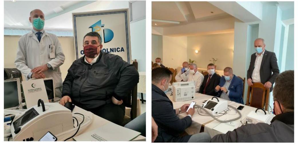 Nova oprema za Opću bolnicu Tešanj