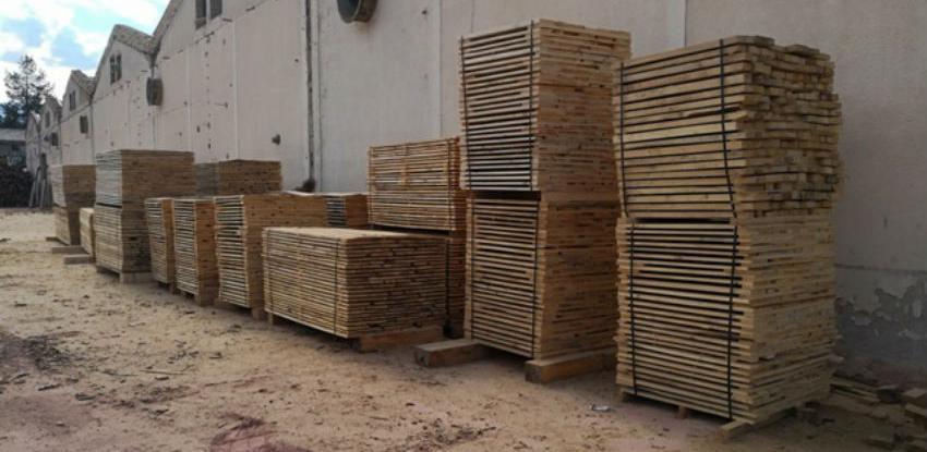 U Trnovu otvorena tri mini pogona za preradu drveta