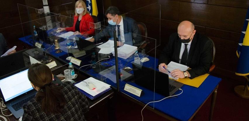 Odobren prijenos dva miliona KM za plaćanje ratnog duga za gas