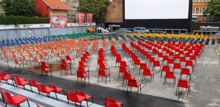Sarajevo Film Festival ove godine sa smanjenim kapacitetima kina