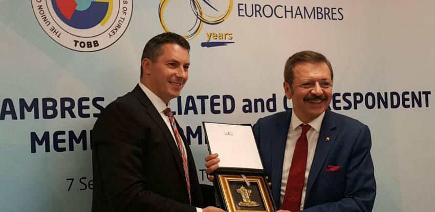 Vjekoslav Vuković novi član Upravnog odbora Eurokomore