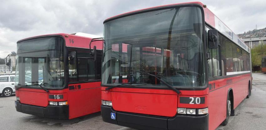 "Novi tender: GRAS ""obnavlja"" vozni park sa još sedam polovnih trolejbusa"