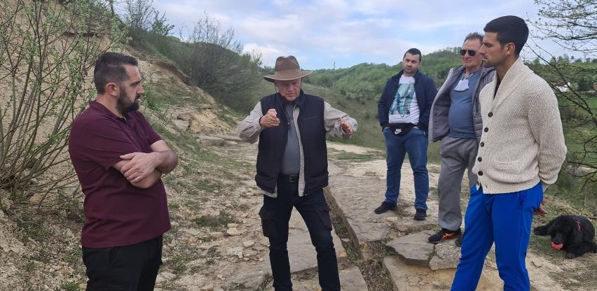 Osmanagić otkrio da sa Đokovićem planira da otvori centar za prirodnu medicinu