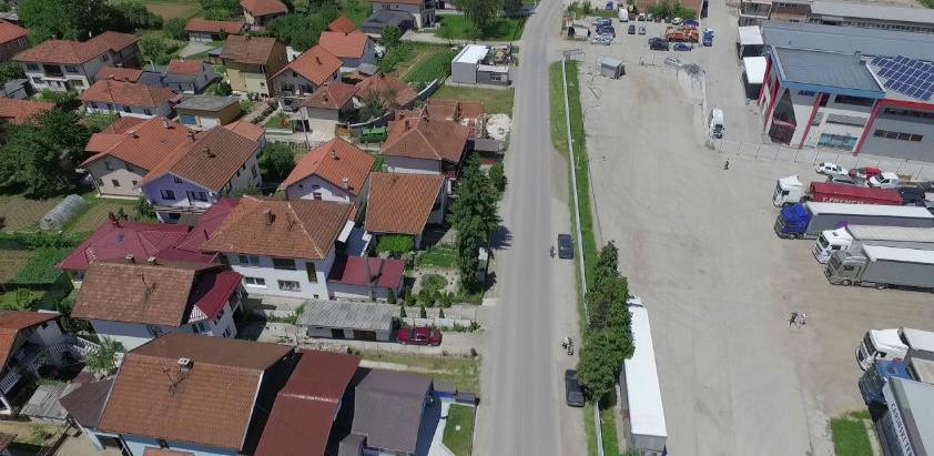 Odobreno 97,5 hiljada KM za razvoj poslovne zone Ozrakovići