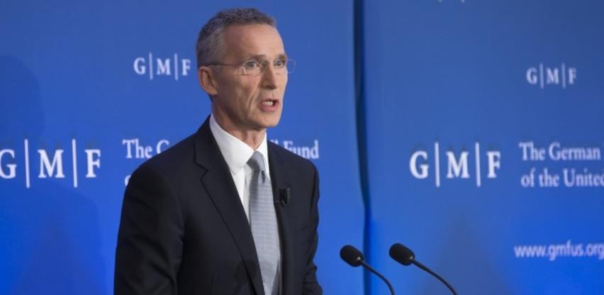 Stoltenberg: NATO ostaje predan partnerstvu sa BiH