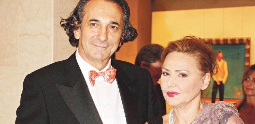 Bračni par Zepter: Ljubavna intima i poslovne intrige moćnih supružnika